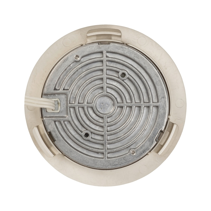 LED-Einbauleuchte EBL-24-13 - LEUCHT-LED-EBL-24-13-EW-ALUMINIUMFARBEN
