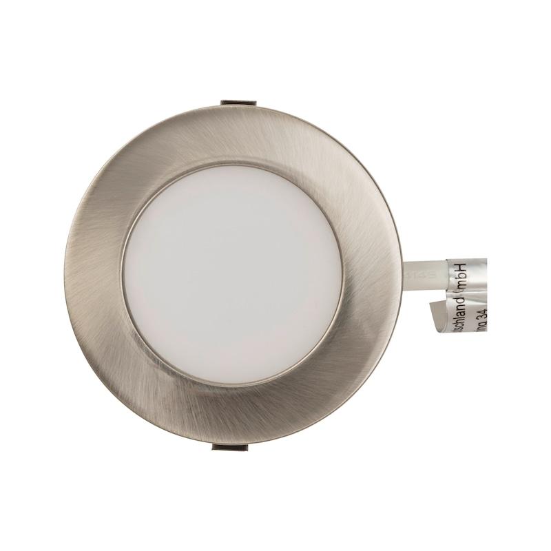 LED-Einbauleuchte EBL-230-1 - LEUCHT-LED-EBL-230V-1-WW-EDSTF