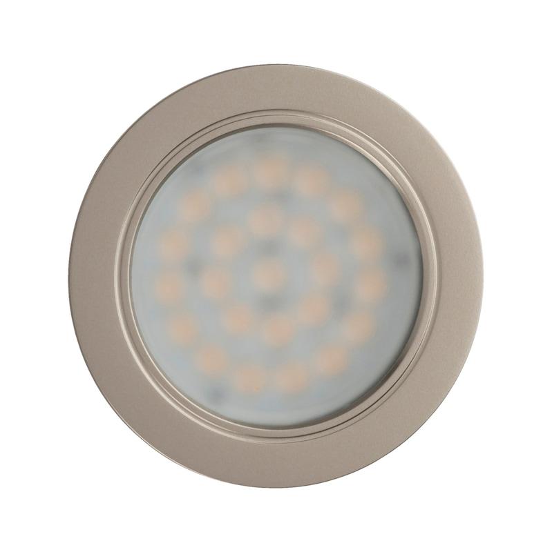 LED-Einbauleuchte EHW 13 - LEUCHT-LED-EHW13-VA-LD2-WW