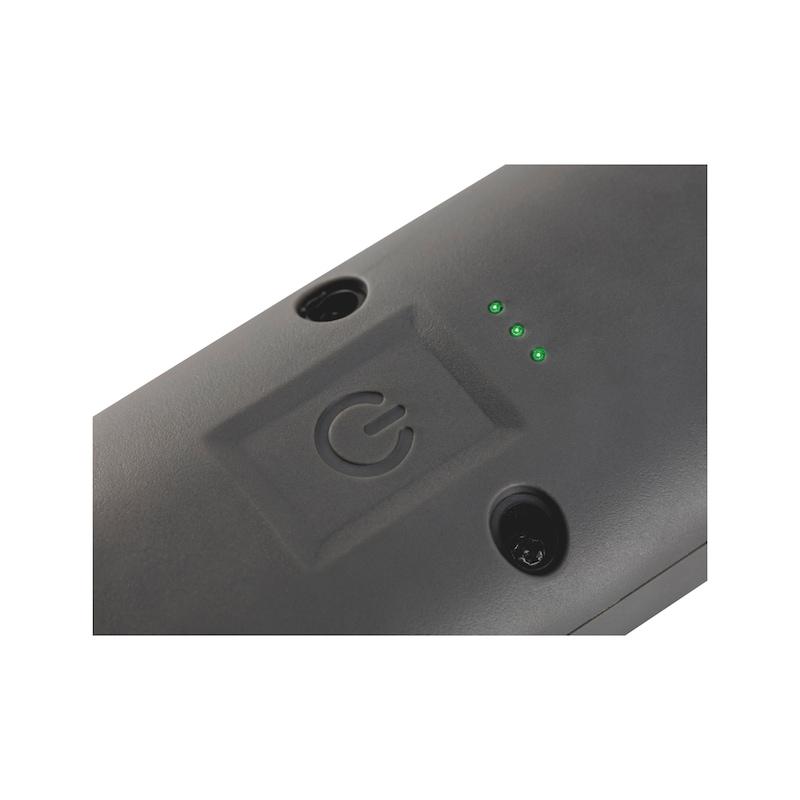 Akku-LED-Handleuchte WLH 1+1 AC/R - LEUCHT-AKKU-LED-(WLH1+1-AC/R)