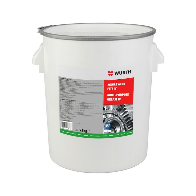 Multi-purpose grease I - GRSE-(MULTIPURPOSE I)-25KG