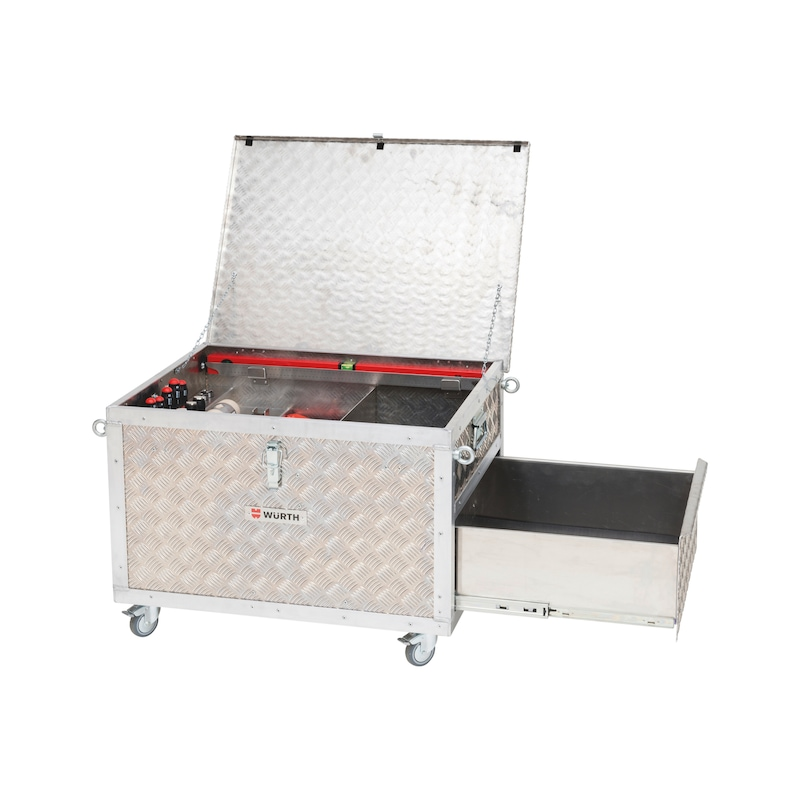 Profi-Werkzeugbox fahrbar - 1