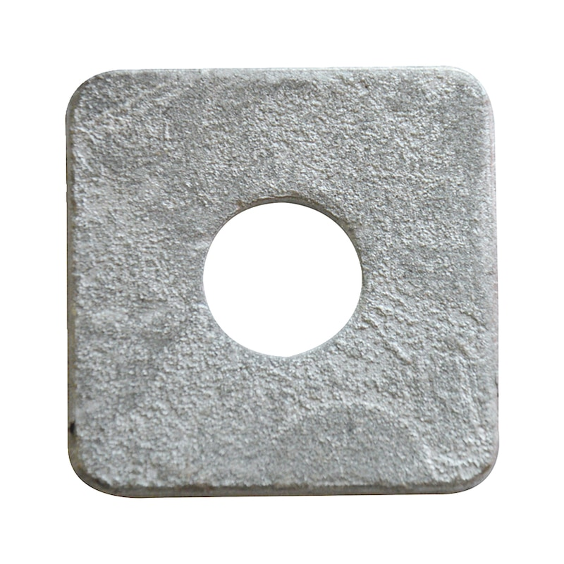 Square washers - 1
