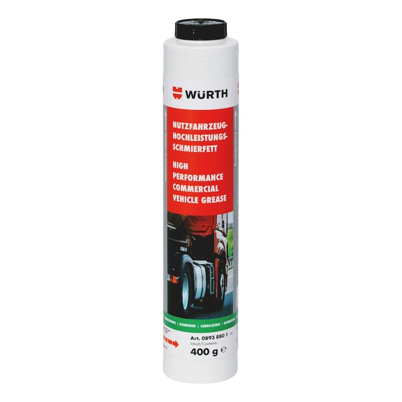 Nutzfahrzeug-Hochleistungsschmierfett - 1