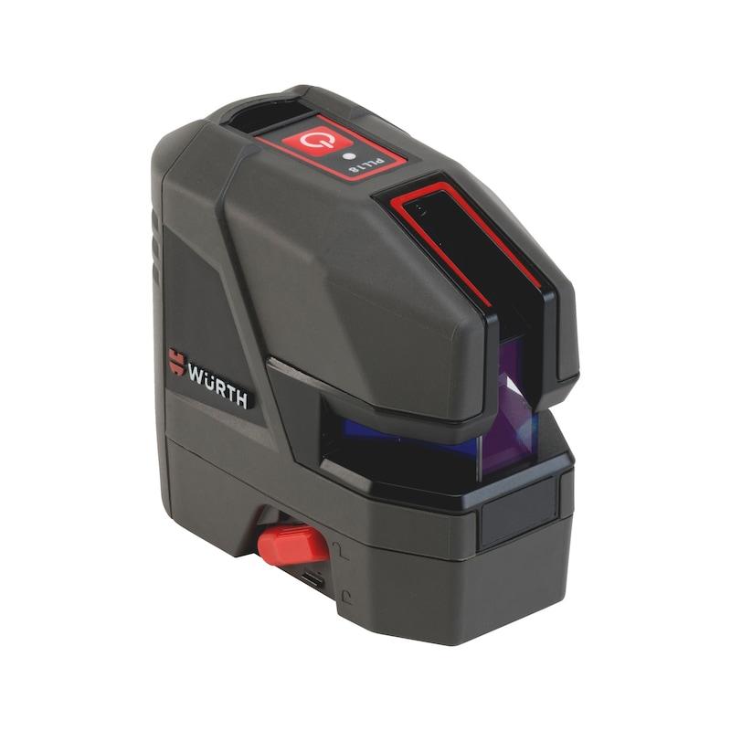 Laser à points et à lignes PLL 18 - 1