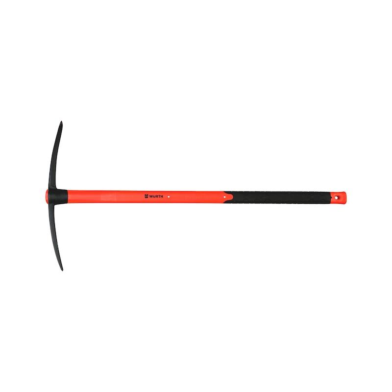Picareta com cabo em fibra de vidro  - PICARETA CABO FIBRA VIDRO 2.5KG