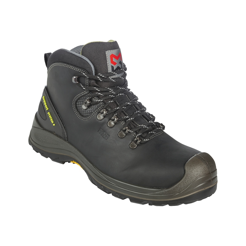Arcori Plus S3 FLEXITEC<SUP>®</SUP> safety boots - BOOT FLEXITEC ARCORI PLUS S3 BLACK 48