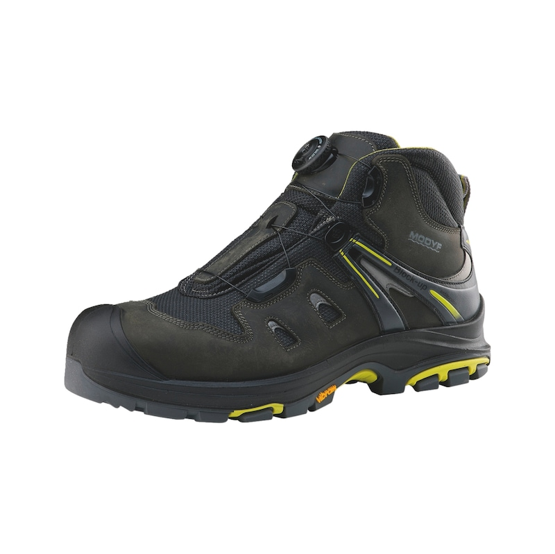 Techno S3 FLEXITEC<SUP>®</SUP> safety boots - BOOT TECHNO FLEXITEC S3 ANTHRACITE 45