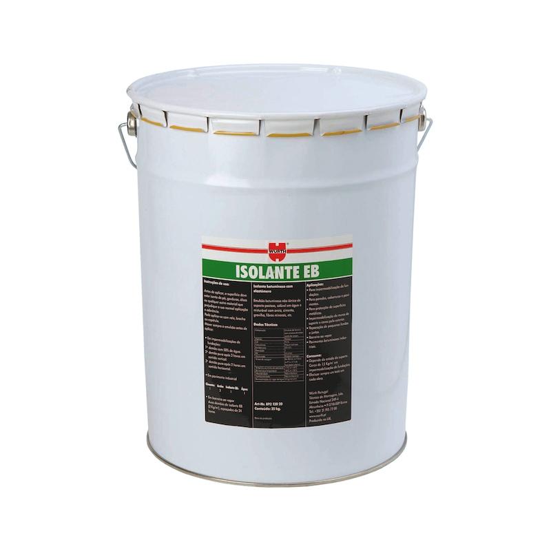 Isolante EB - ISOLANTE EB 25KG