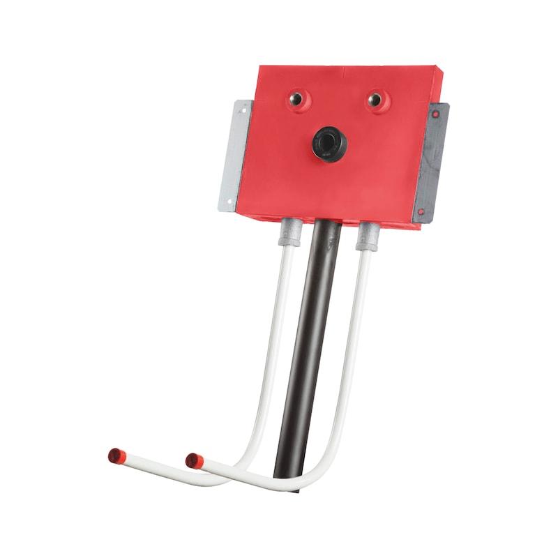 Installationsbox Standardwaschtisch Trockenbau - 1