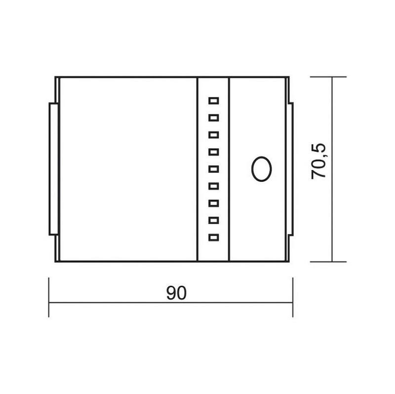 LED-Sensorleuchte SL-12-1 - 3
