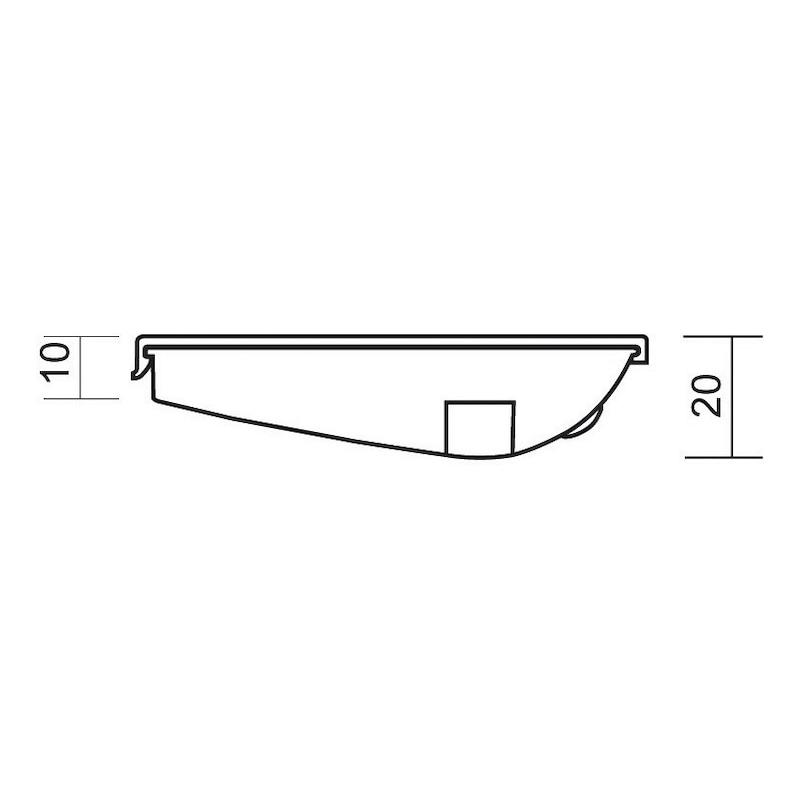 LED-Sensorleuchte SL-12-1 - 4