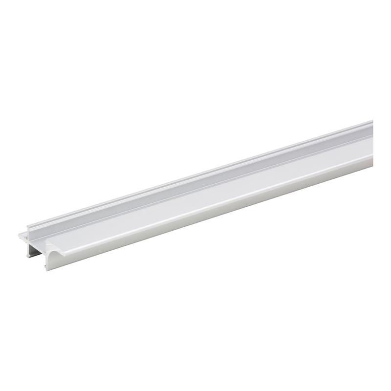 Aluminium Griffmulde Typ OV - 1
