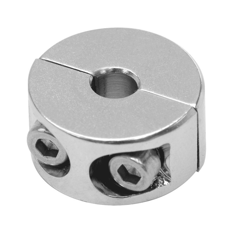 Drahtseilklemmring - SEILKLE-RING-A4-D3