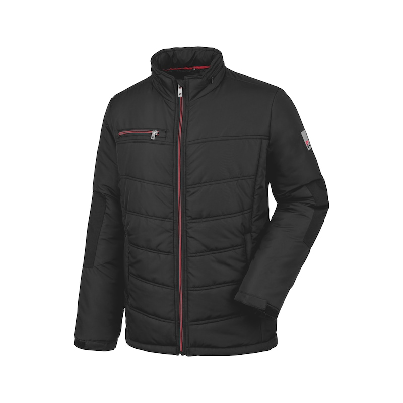 Kurtka pikowana New Craft - JACKET PADDED NEW CRAFT BLACK L