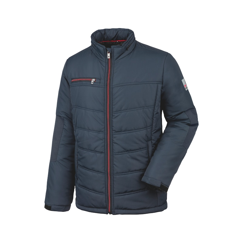 New Craft quilted jacket - JACKET NEW CRAFT DARKBLUE L