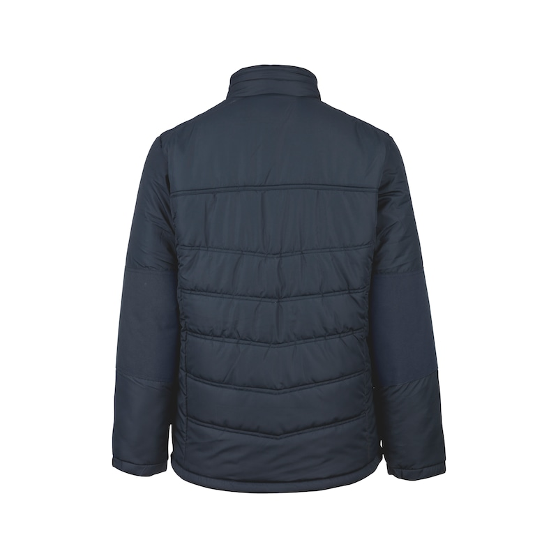 Kurtka pikowana New Craft - JACKET NEW CRAFT DARKBLUE 4XL