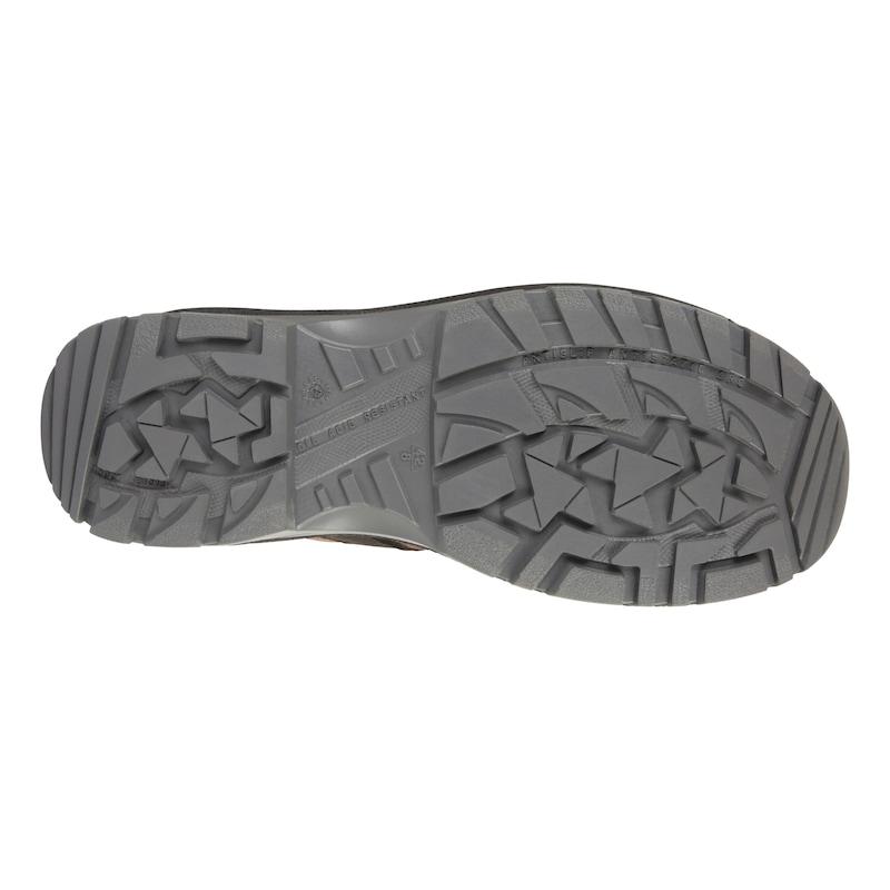 Chaussures de sécurité S3 Corvus en cuir pleine fleur - 0
