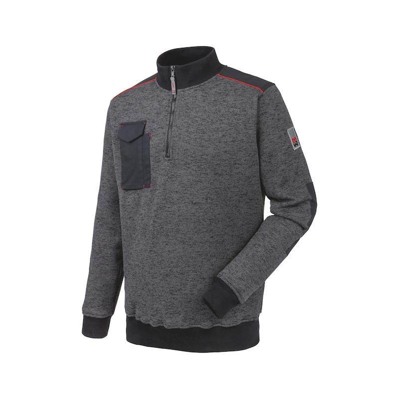 super quality fashion styles exclusive deals Acheter Sweat-shirt col zippé en polaire Perseus (M449006001 ...