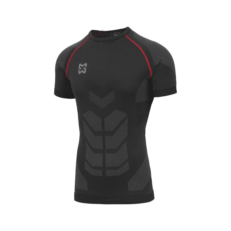 Basic Unterwäsche T-Shirt - 1