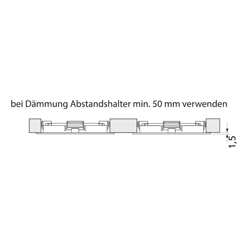 Einbauleuchte EBL-24-2 Set - 4