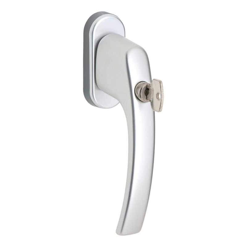 Window handle AL 420, lockable - 1