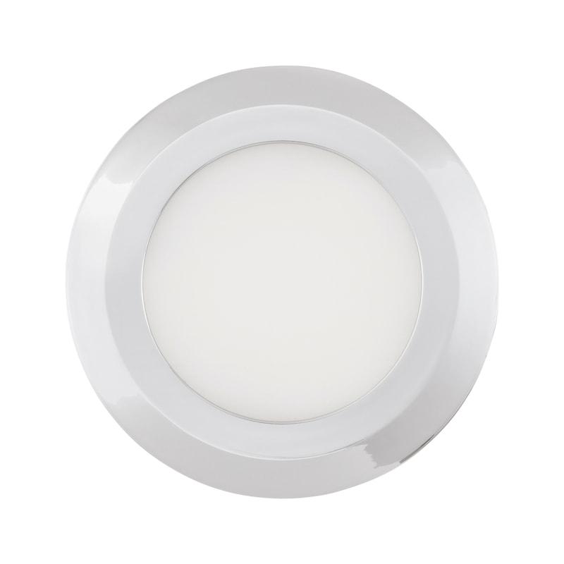LED-Einbauleuchte EBL-12-10 - LEUCHT-LED-EBL-12-10-NW-CR-POL