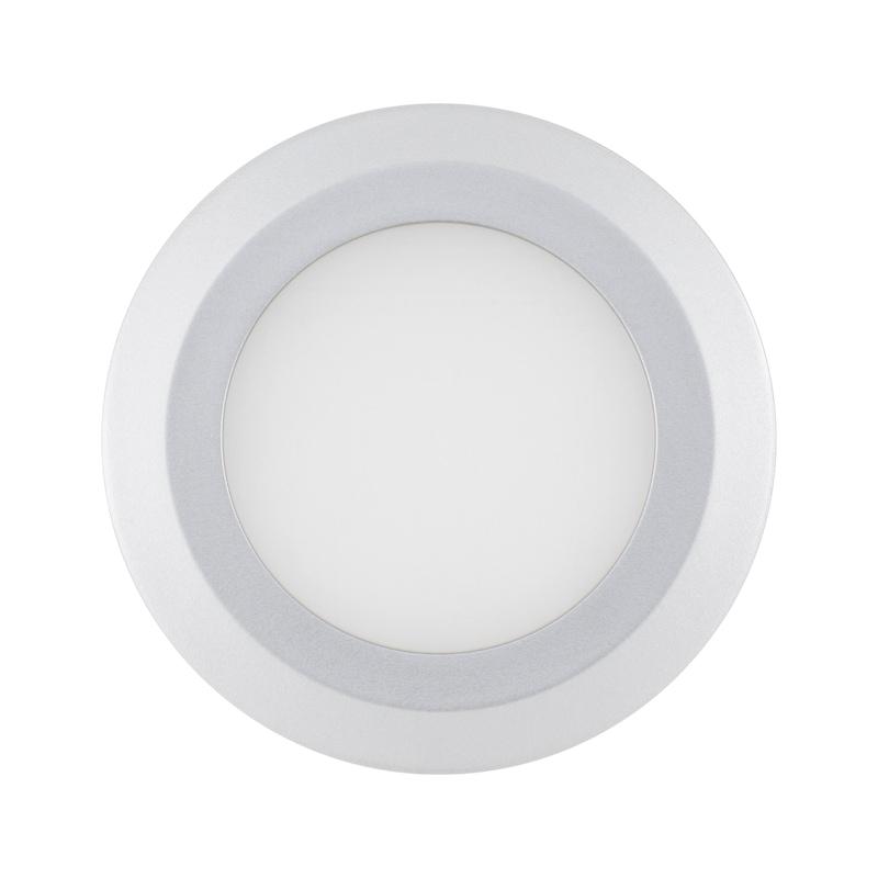 LED-Einbauleuchte EBL-12-10 - LEUCHT-LED-EBL-12-10-NW-ALUF