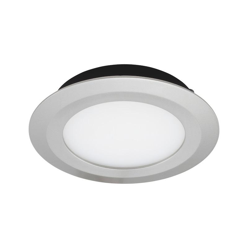 LED-Einbauleuchte EBL-12-10 - LEUCHT-LED-EBL-12-10-WW-EDESTF