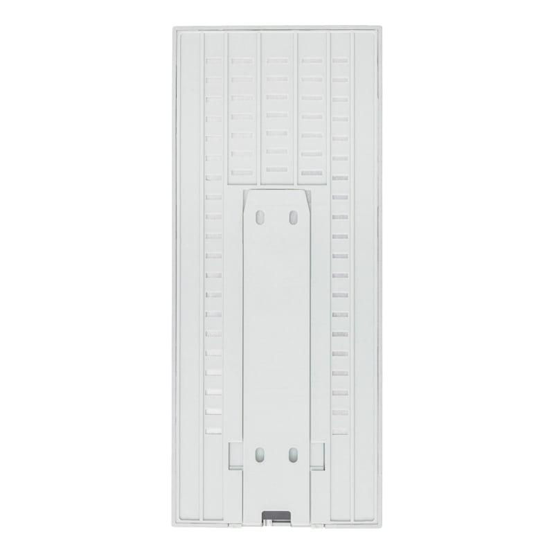 LED-Unterbauleuchte UBL-24-5-MS - LEUCHT-LED-UBL-24-5-MS-WW-STAHLF