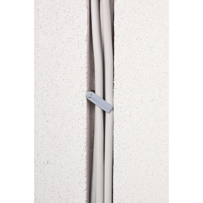 Porenbeton-Hakennagel - 3