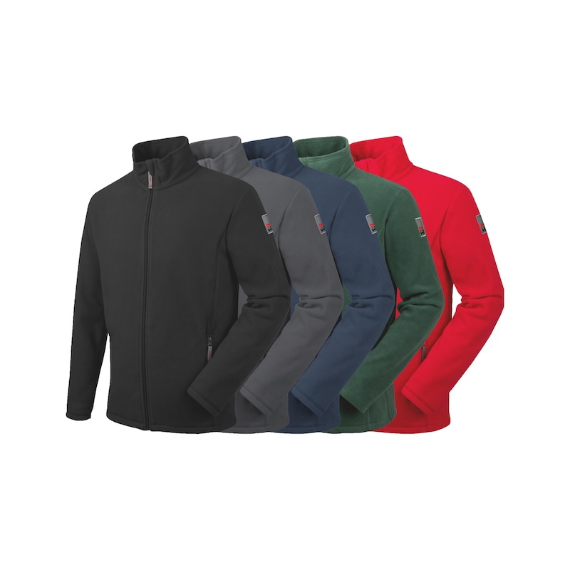 Peter fleece jacket