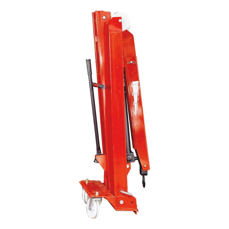 Grue d'atelier pliante hydraulique - 1