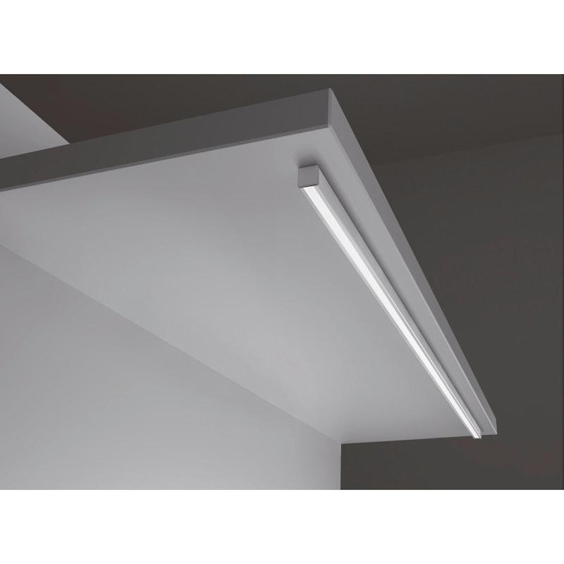 LED-Ein-/Unterbauprofil EUBP-1  - 4