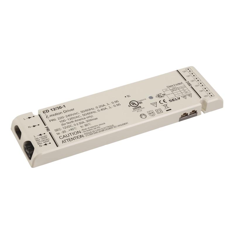 LED-Transformator LED-T-12-5 - 1