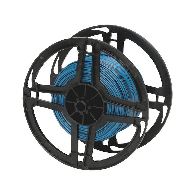 Vehicle line FLRY - VEHCBL-FLRY-REEL-(BLUE-BLACK)-0,75SMM