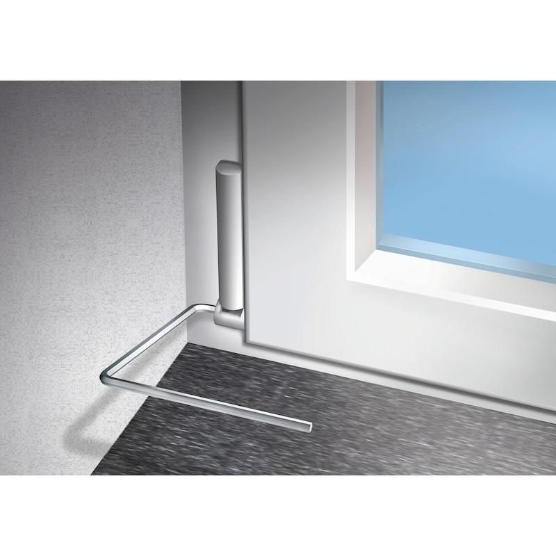 Winkelschraubendreher Innensechskant Fenstereinstellwerkzeug - 3
