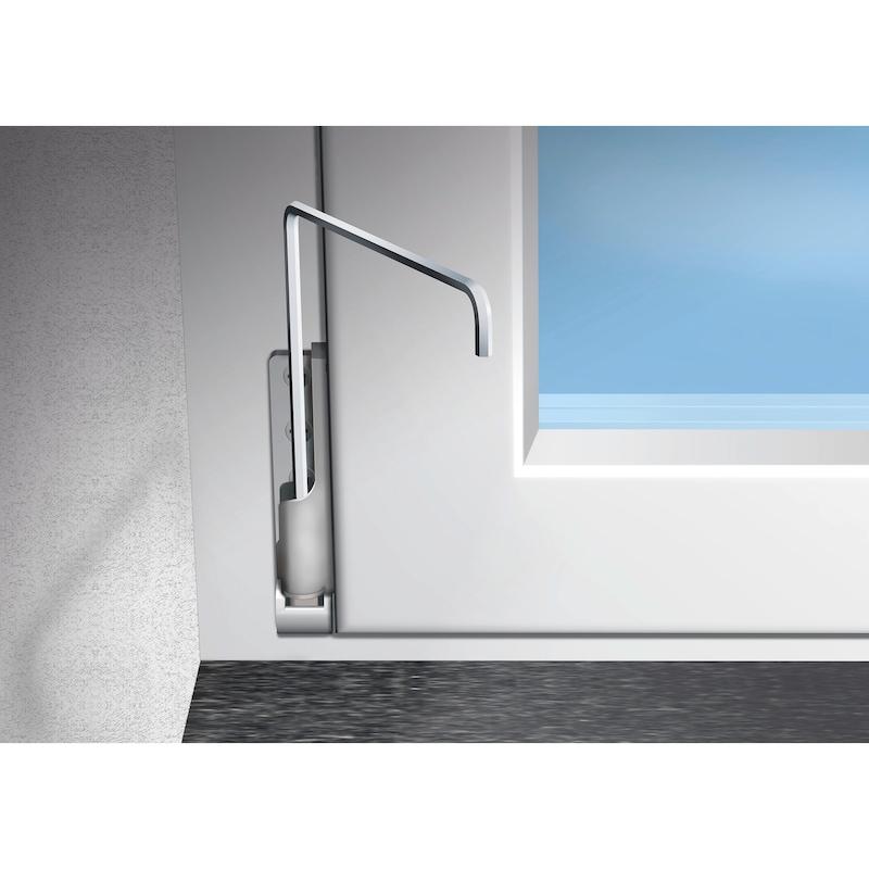 Winkelschraubendreher Innensechskant Fenstereinstellwerkzeug - 4