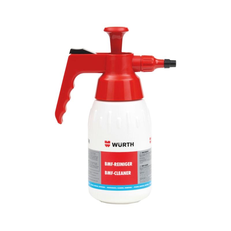 Produktspezifische Pumpsprühflasche unbefüllt - PUMPSPRFLASH-BMF-REINIGER-LEER-1LTR