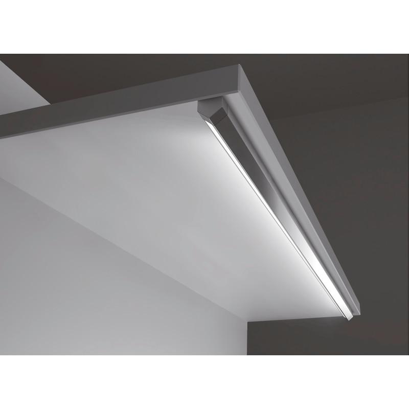 LED-Unterbauprofil UBP-2  - 4