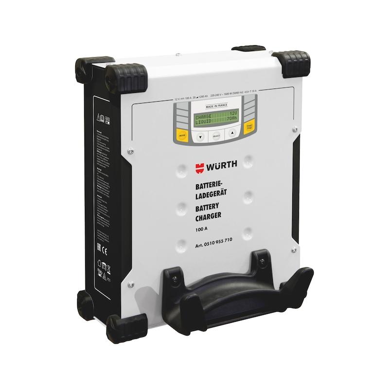 Batterieladegerät 12 V, 100 A, 20 – 1200 Ah - 1