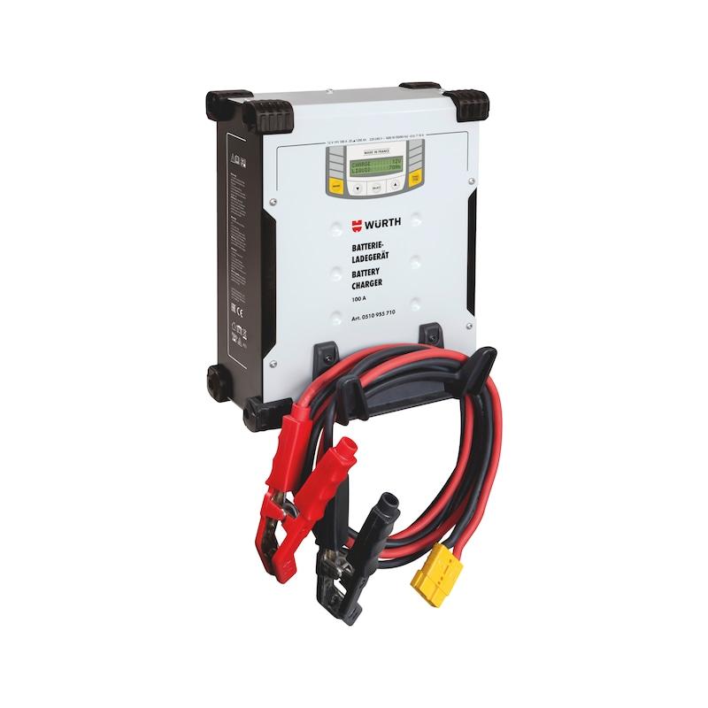 Batterieladegerät 12 V, 100 A, 20 – 1200 Ah - 3