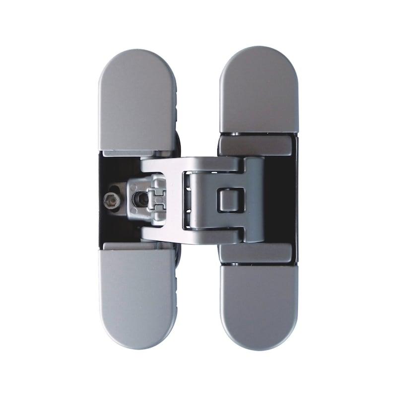 Cerniera invisibile regolabile 3D SPIRIT 80 - 1