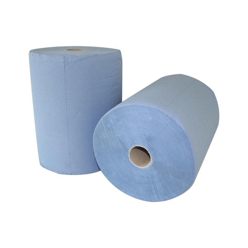 Reinigingspapier ECO LINE - REINIGINGSPAPIER 3-LAAGS (BLAUW)