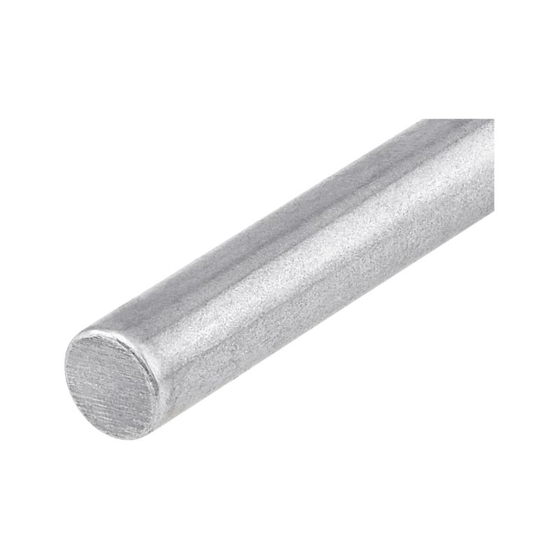 Specially fused alumina sanding tip, pink - SNDTIP-ZY2030-ABRASIVE-SHFTL6-D20-WL30