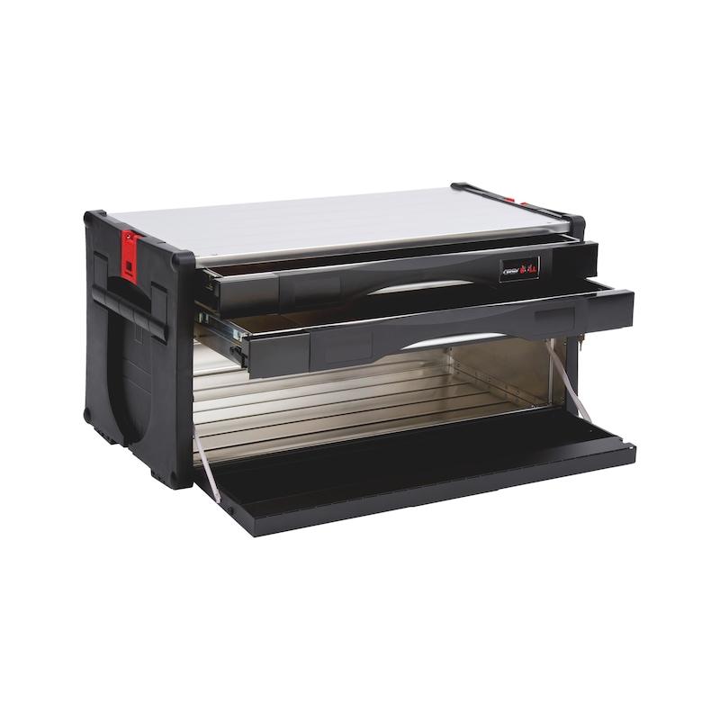 ORSY<SUP>®</SUP>BULL-Kombibox Frontlader Serie 7 - 1