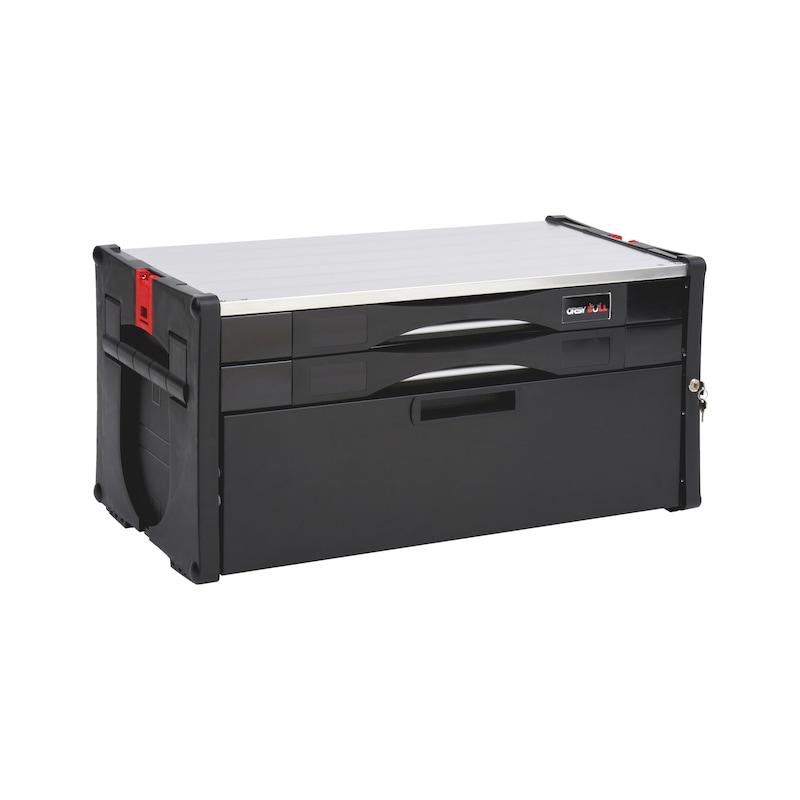 ORSY<SUP>®</SUP>BULL-Kombibox Frontlader Serie 7 - 11