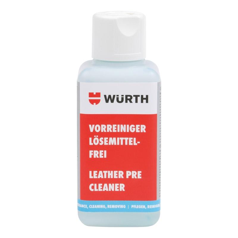 Detergente preliminare senza solventi