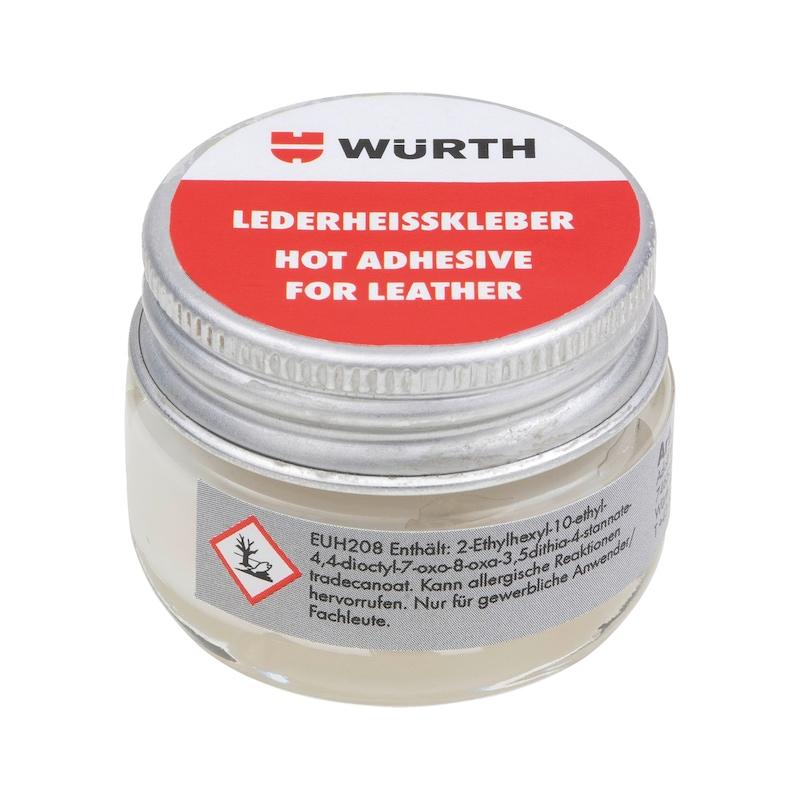 Adesivo a caldo per pelle