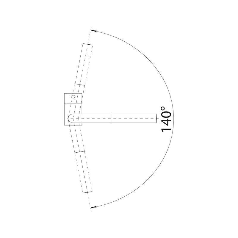 Armatur Blanco Linus-S Vario - 3